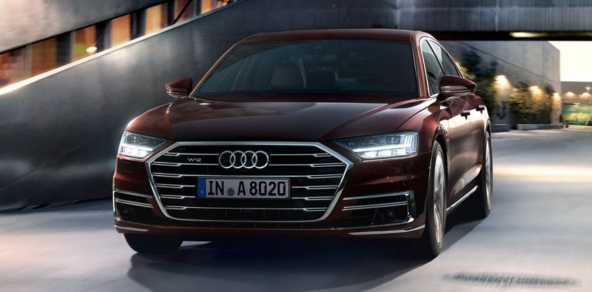 42 The Best 2020 Audi A8 Picture