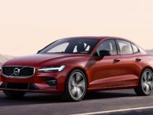 43 A Volvo S60 2019 Review and Release date