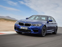 43 The Best 2019 Bmw M5 Get New Engine System Specs