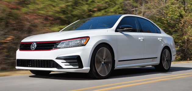 44 New Vw Passat Gt 2019 Picture