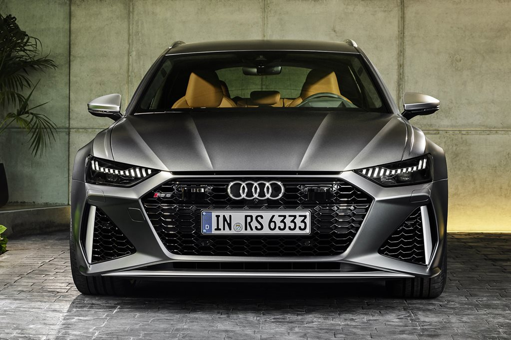 48 All New Audi Rs6 Avant 2020 History