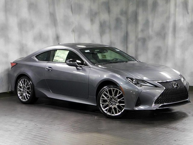 49 All New Lexus 2019 Coupe Overview