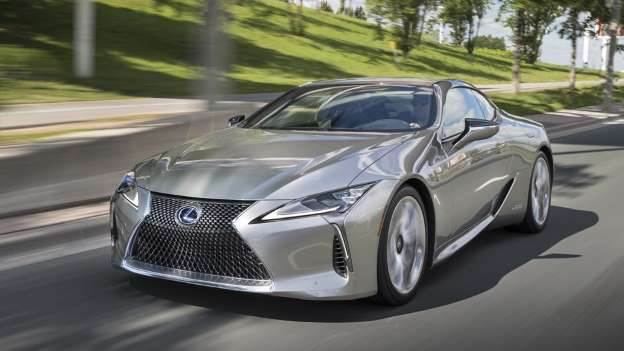 49 The Best Lexus 2019 Coupe Research New