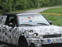Spy Shots Mini Countryman 2