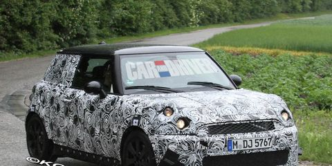51 The Best Spy Shots Mini Countryman 2 Pricing
