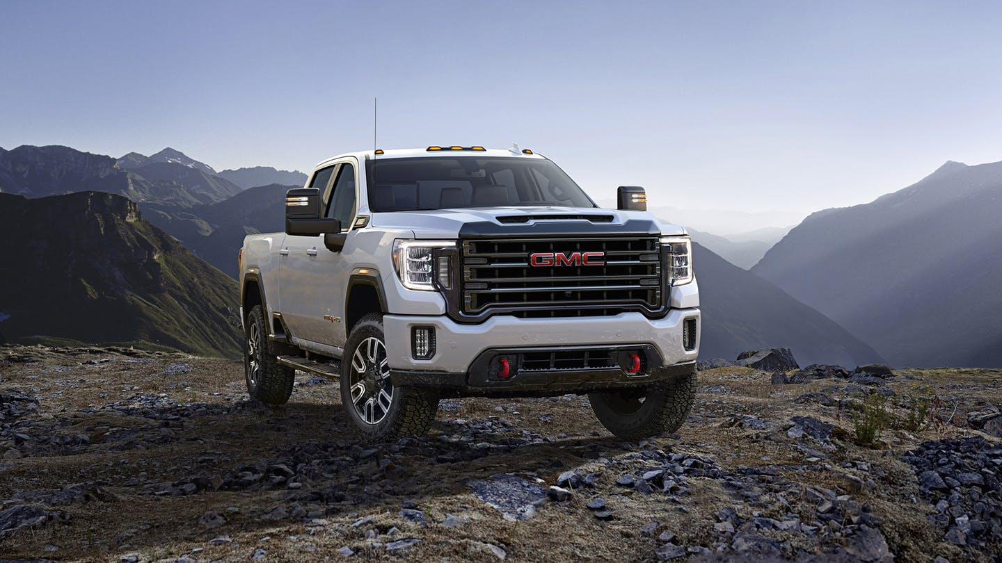 53 The Best Order 2020 Gmc Sierra Hd Performance and New Engine