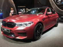 55 A 2019 Bmw M5 Get New Engine System Release