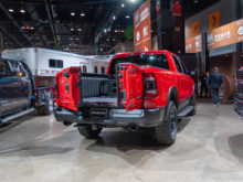 55 New Dodge Truck Tailgate 2020 Concept and Review