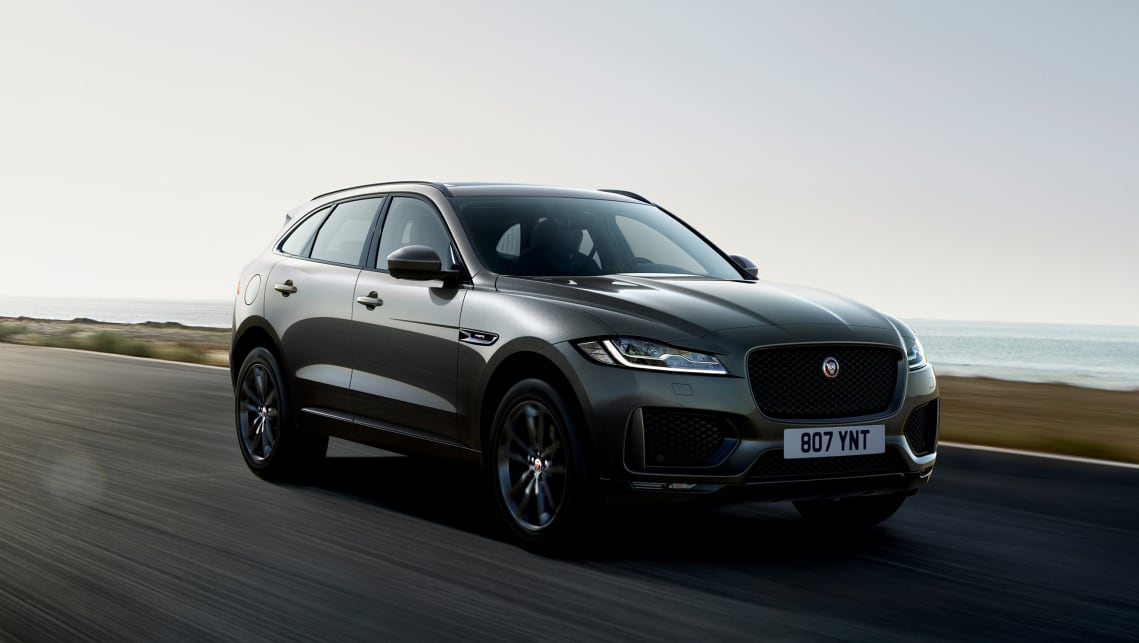 55 The 2020 Jaguar Suv Spy Shoot