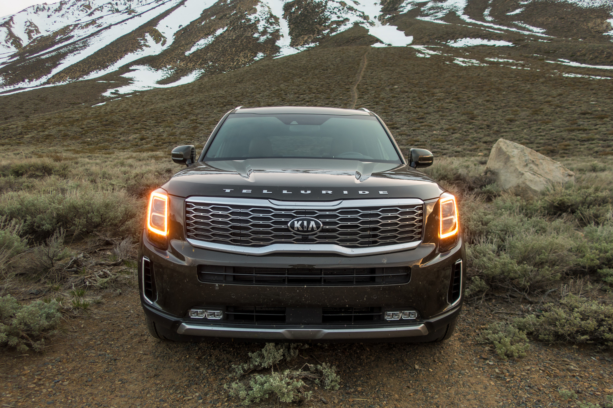 56 A Kia Large Suv 2020 Research New