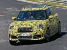 56 The 2020 Spy Shots Mini Countryman Release Date and Concept