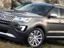 57 All New 2019 Ford Explorer Sports Exterior and Interior