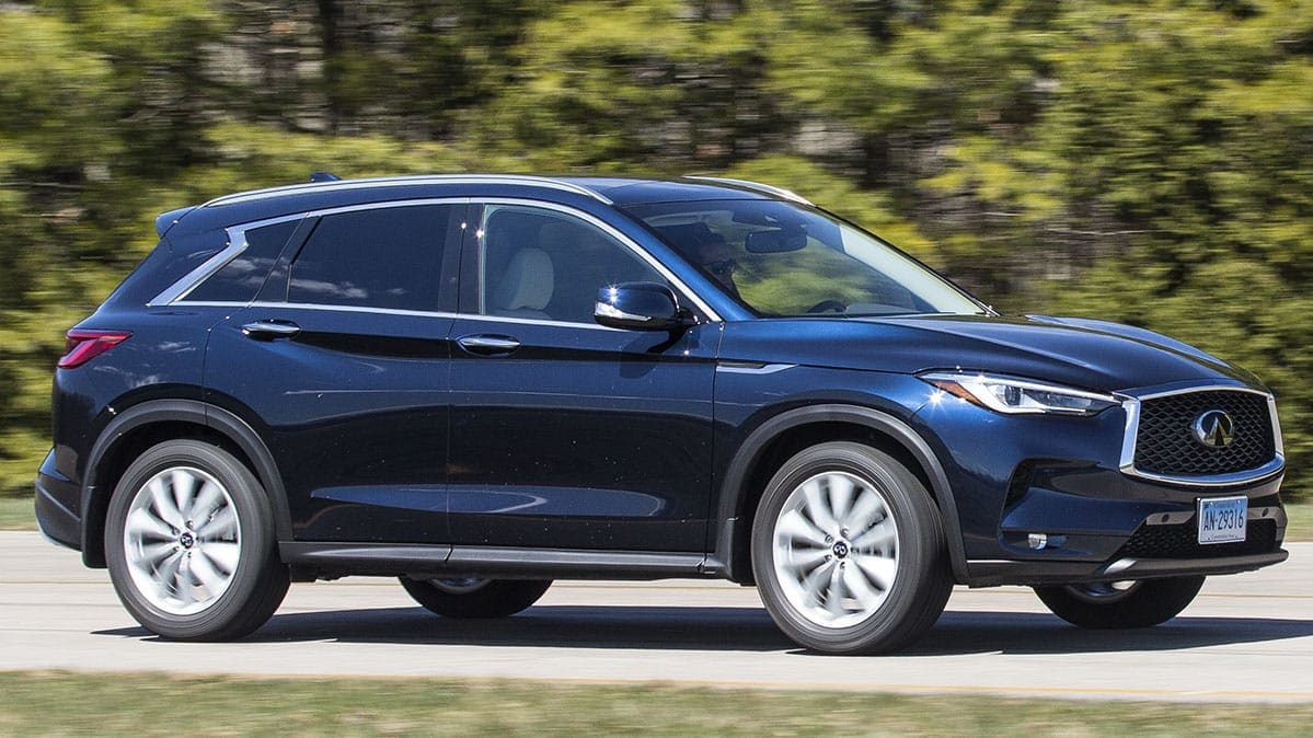 57 All New 2019 Infiniti Qx50 Redesign Redesign