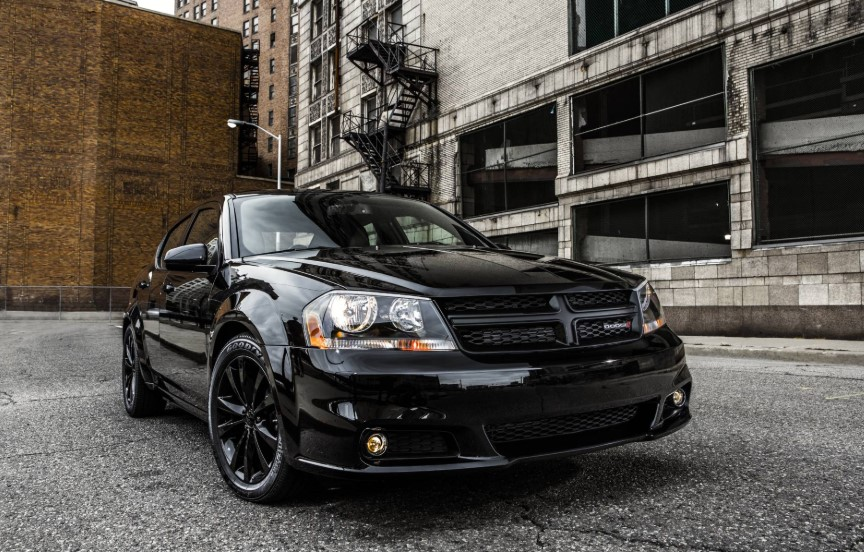 58 All New 2020 Dodge Avenger Srt Review And Release Date