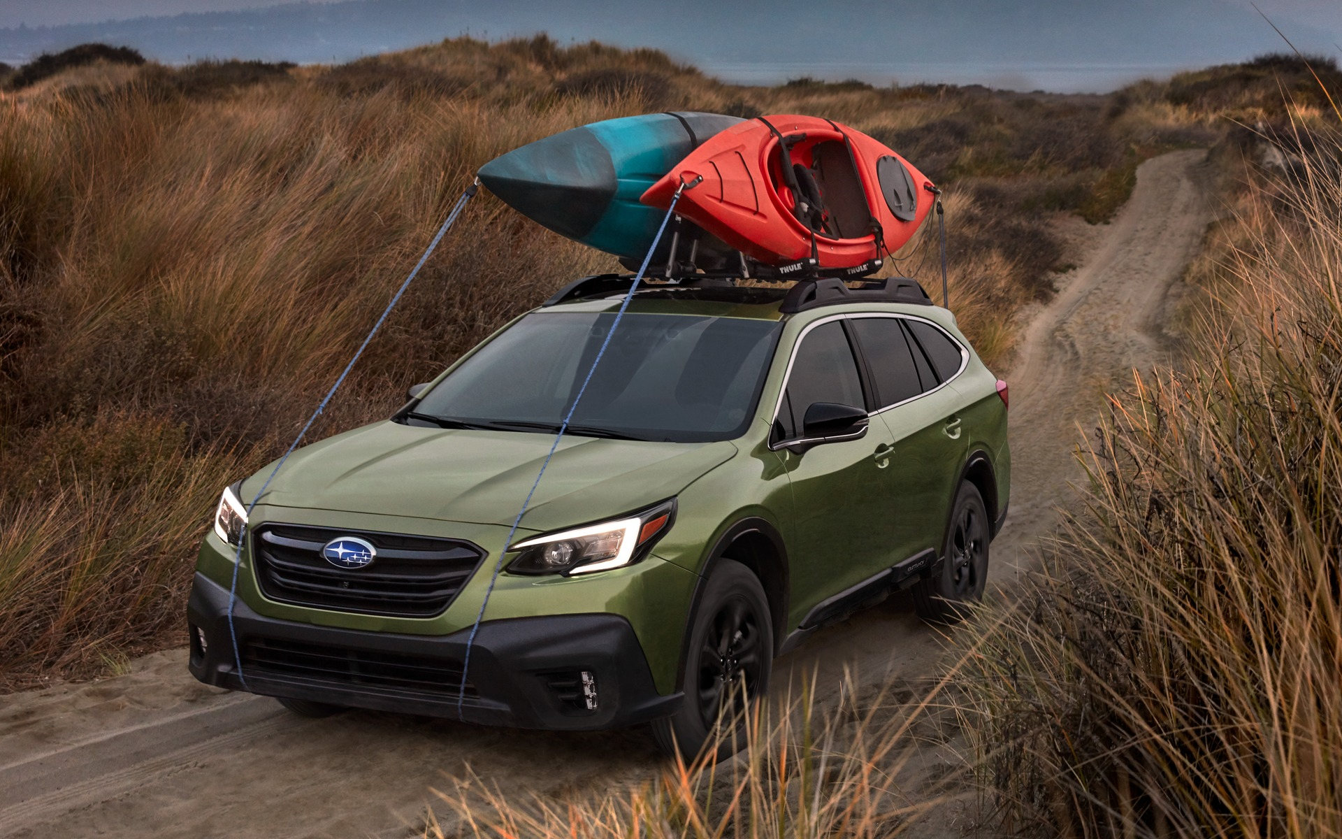 58 The 2020 Subaru Outback Unveiling Price
