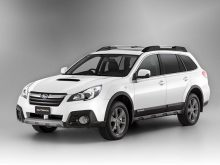 Subaru Outback 2020 Rumors