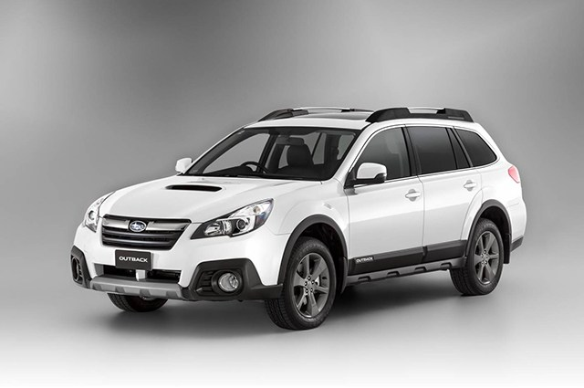 59 A Subaru Outback 2020 Rumors Concept and Review