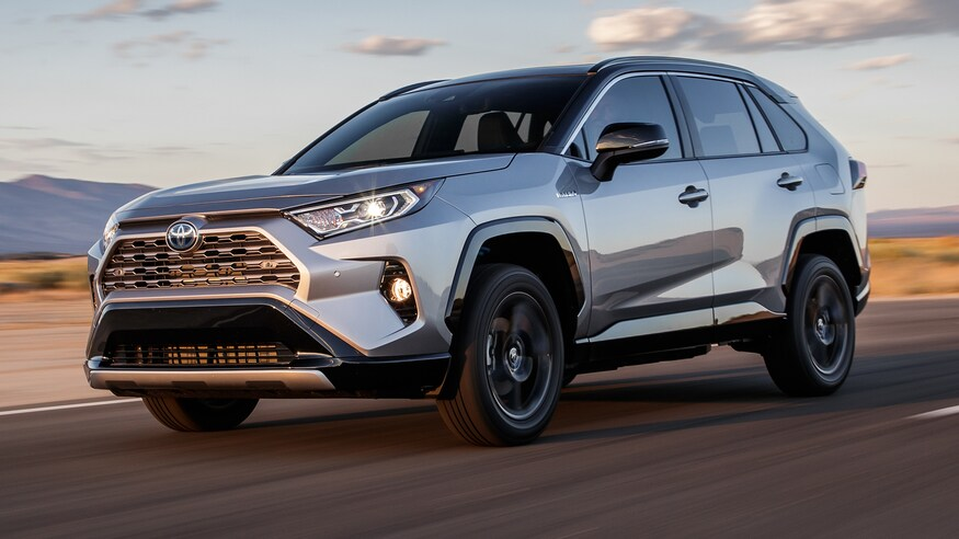 59 The 2019 Toyota Rav4 Hybrid Review And Release Date
