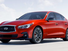 Whats New For Infiniti In 2020