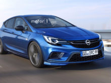 60 The Opel Astra Opc 2020 Style