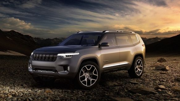 61 The Jeep Cherokee Trailhawk 2020 Concept