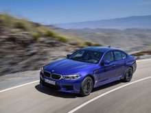 62 The 2019 Bmw M5 Get New Engine System Interior
