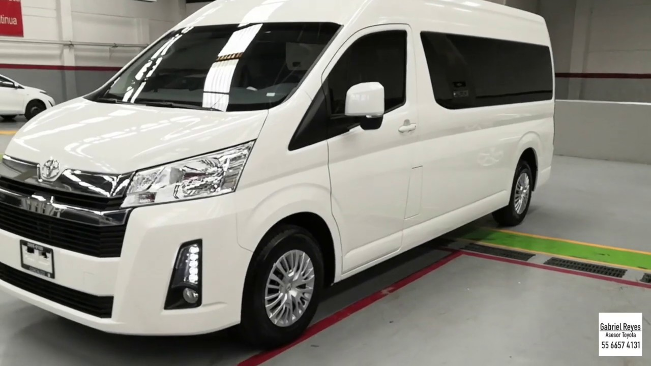 63 A 2020 Toyota Hiace Price and Review