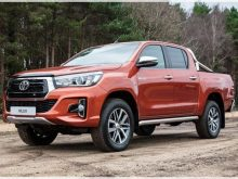 64 Best 2020 Toyota Hilux Spy Shots Wallpaper
