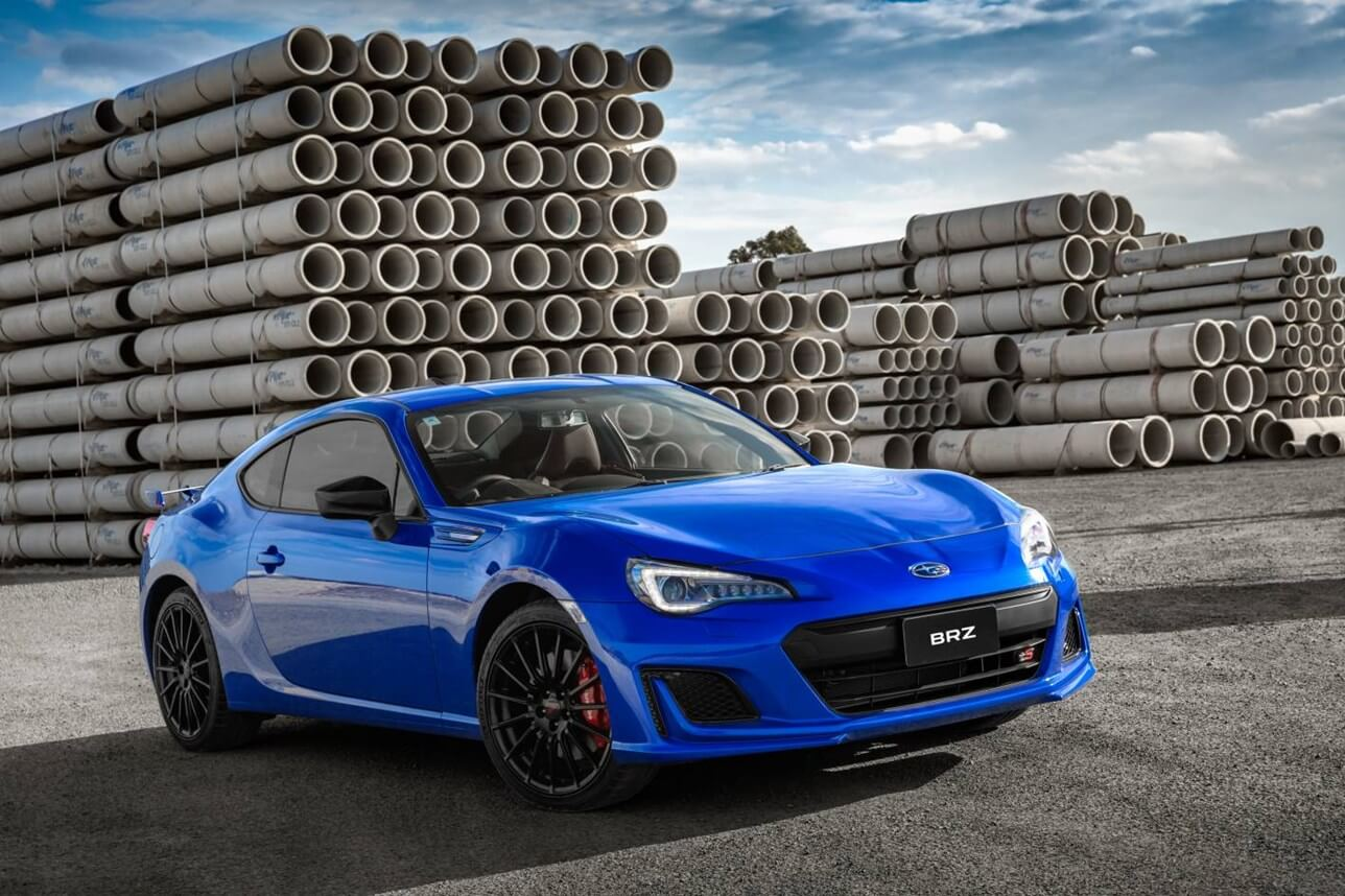 64 The 2020 Subaru Brz Redesign and Concept