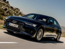 65 A 2019 Audi A6 Comes Speed Test