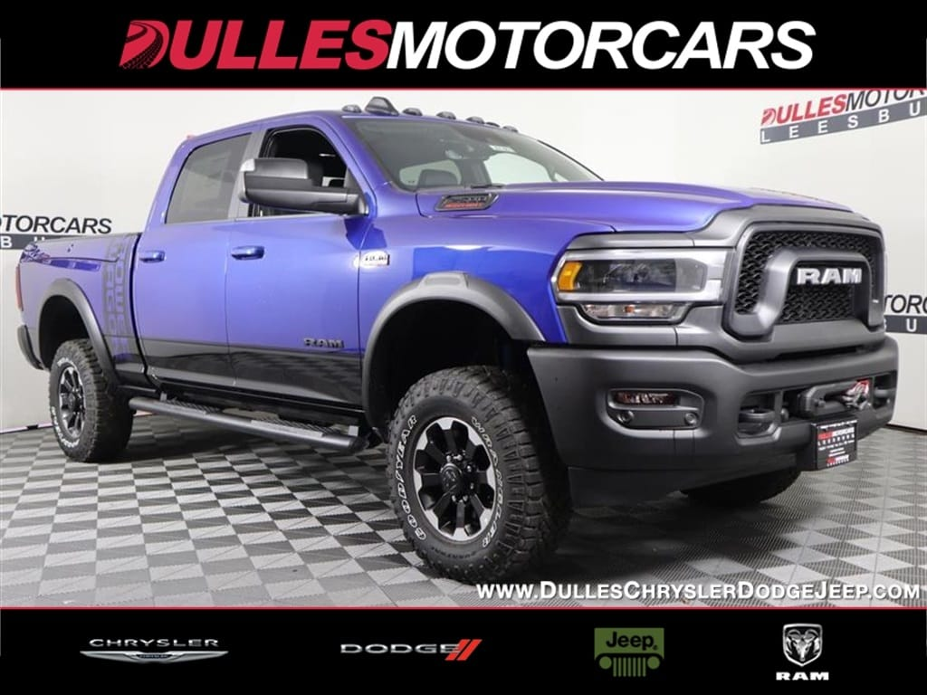65 A 2019 Dodge Power Wagon Overview