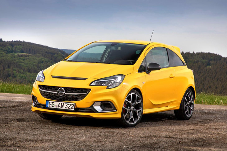 67 A Opel Corsa Gsi 2020 Redesign and Concept
