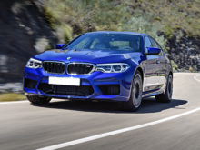 68 The Best 2019 Bmw M5 Get New Engine System Picture