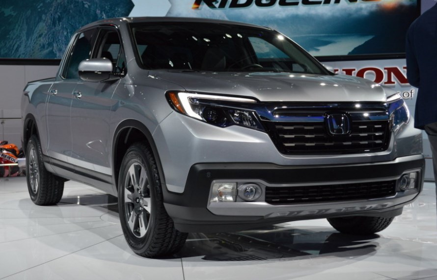 68 The Honda Ridgeline Redesign 2020 Spy Shoot