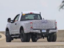 68 The Spy Shots Ford F350 Diesel Price and Release date