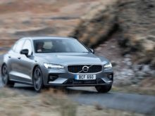 69 The Volvo S60 2019 Performance
