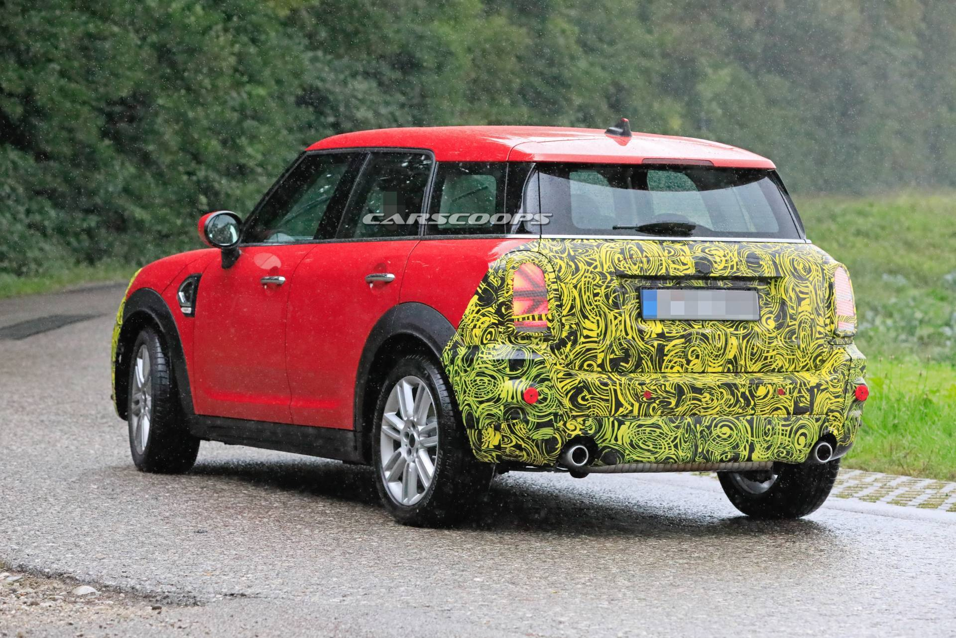 71 Best 2020 Spy Shots Mini Countryman Exterior