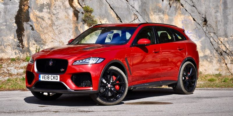 73 The 2020 Jaguar Suv New Model And Performance