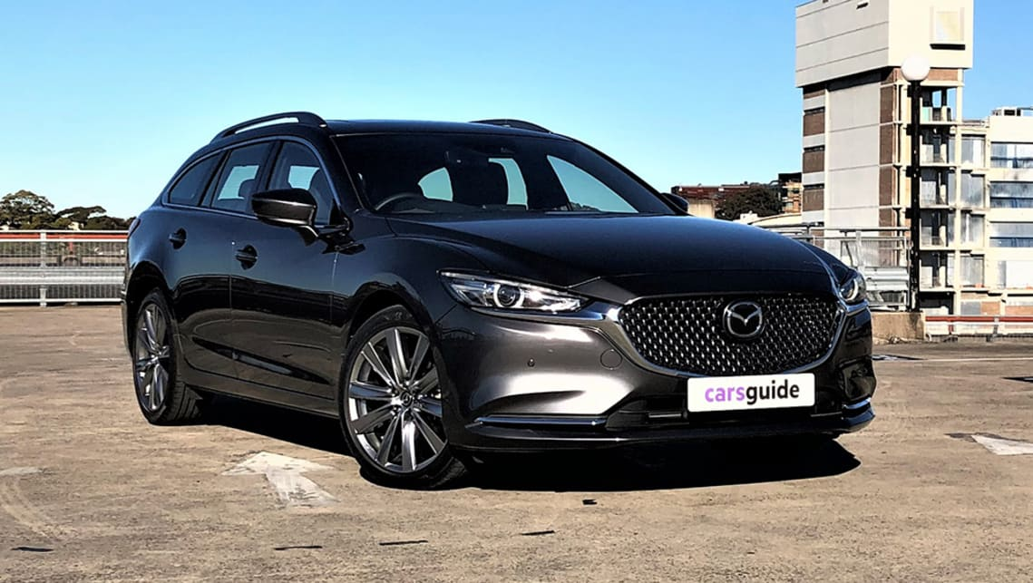 73 The 2020 Mazda 6 First Drive