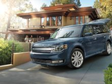 73 The Best 2020 Ford Flex Concept