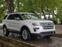 74 All New 2019 Ford Explorer Sports Photos