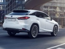 74 All New Lexus Rx 2020 Model Pictures