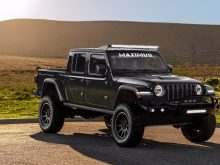 2020 Jeep Gladiator Aftermarket Parts
