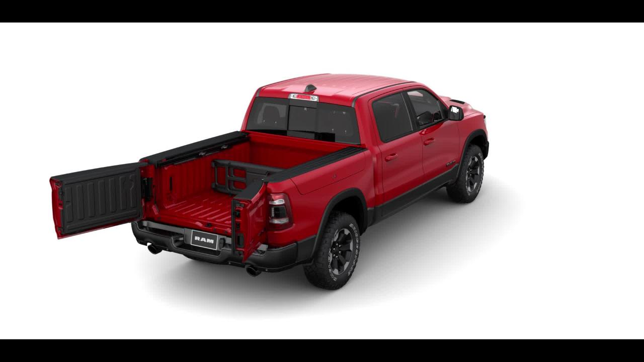 74 The Best Dodge Truck Tailgate 2020 Pricing