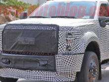 75 All New Spy Shots Ford F350 Diesel First Drive