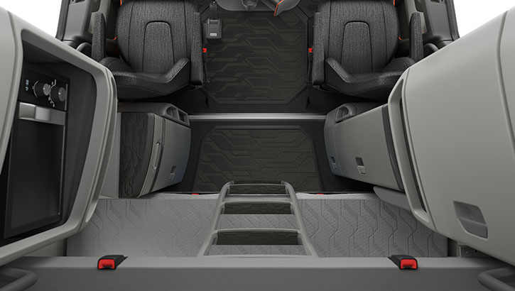 75 The Volvo Truck 2019 Interior Configurations