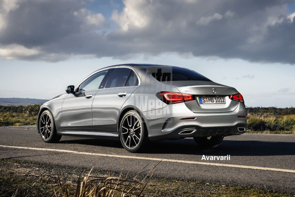 77 All New 2020 Mercedes C Class Concept And Review