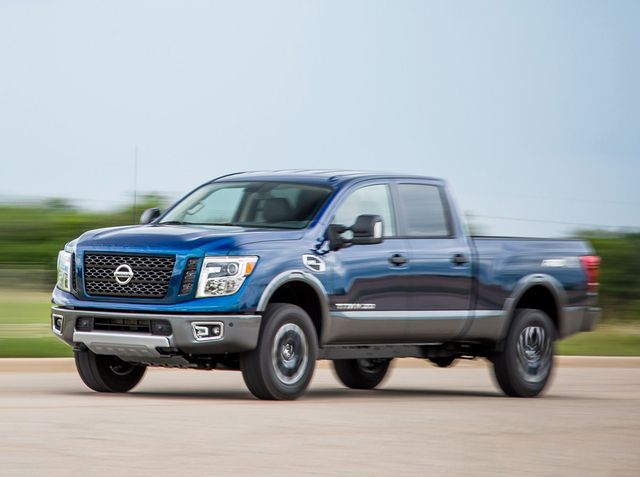 78 Best 2019 Nissan Titan Diesel Concept and Review