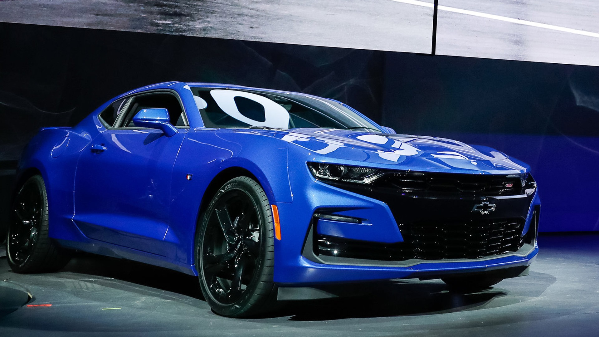 78 The 2019 Chevy Camaro Overview