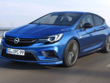 80 The Best Opel Astra Opc 2020 New Concept